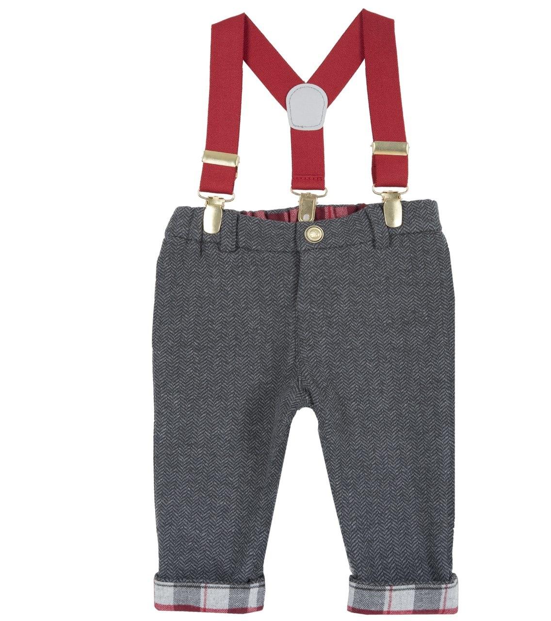 Chicco Unisex Baby Pantalone Lungo Hose
